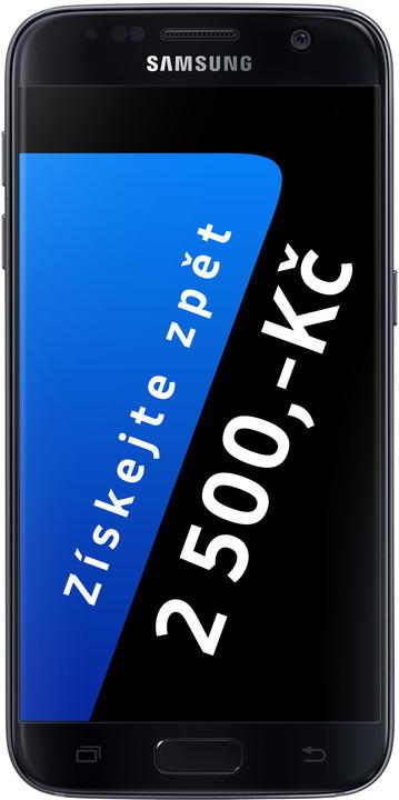 Samsung Galaxy S7 - 32GB, černá