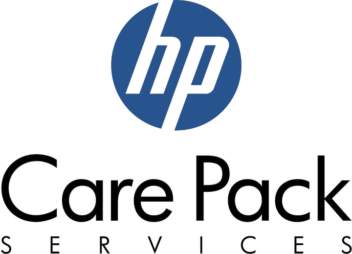 HP CarePack UK707E