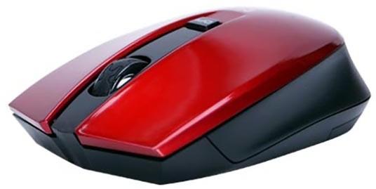 Zalman ZM-M520W, červená