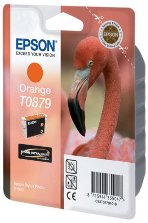 Epson C13T08794010, oranžová
