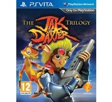 Jak & Daxter Trilogy (PS Vita) - PS719237167
