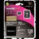 Sony micro SDXC SRG1UYA 128GB UHS-I