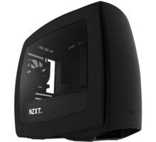 NZXT Manta, černá, okno - CA-MANTW-M1