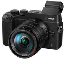 Panasonic Lumix DMC-GX8, černá + objektiv 14-140mm - DMC-GX8HEG-K