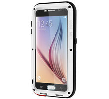 Love Mei Case ochranné pouzdro Powerful pro GALAXY S6 White - LMC/0345