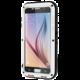 Love Mei Case ochranné pouzdro Powerful pro GALAXY S6 White
