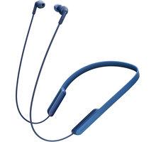 Sony MDR-XB70BT, modrá - MDRXB70BTL.CE7 + Sportovní pouzdro pro telefon v ceně 150 kč