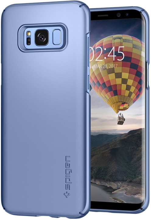 Spigen Thin Fit pro Samsung Galaxy S8, blue coral