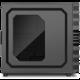 Sharkoon VG4-W, černá