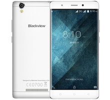 iGET BLACKVIEW A8 - 8GB, Dual SIM, bílá - 84000131