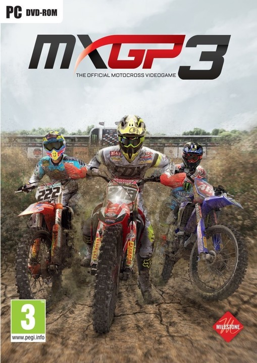 MXGP 3 - The Official Motocross Videogame (PC)