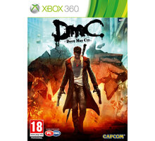 DmC: Devil May Cry - X360 - 151432