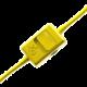 STEELSeries Siberia 200, žlutá