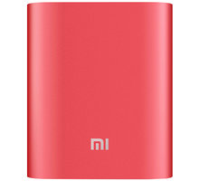 Xiaomi Power Bank 10400mAh, červená