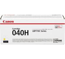 Canon CRG-040H, žlutá - 0455C001