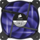 Corsair Air Series AF120 Quiet LED Purple Edition, 120mm. 2ks