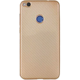 Forever silikonové (TPU) pouzdro pro Huawei P8/9 LITE 2017, carbon/zlatá