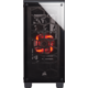 Corsair Crystal Series 460X, tempered glass