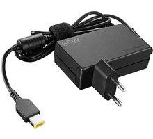 Lenovo TP adapter ThinkPad 65W AC-EU (Slim Tip) cestovní - 4X20H15596