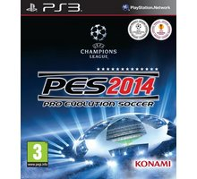 Pro Evolution Soccer 2014 (PS3) - 4012927056318