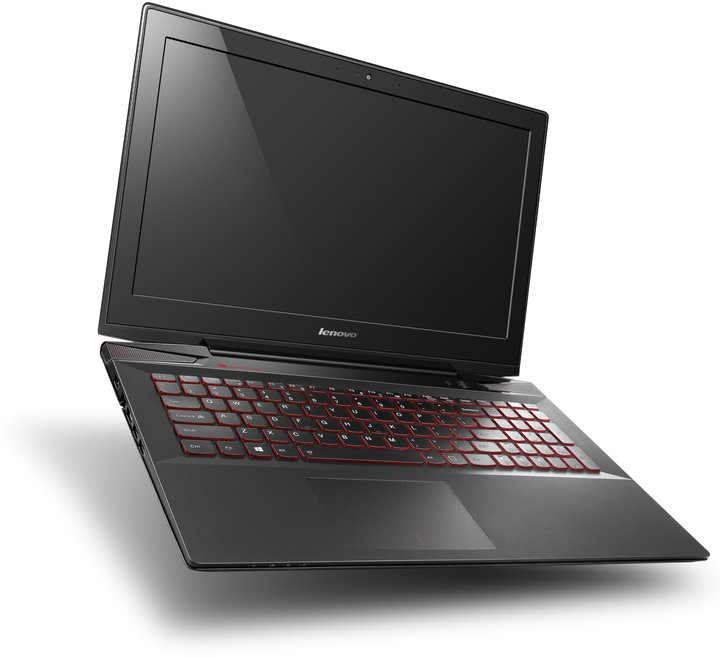 Lenovo IdeaPad Y50-70, černá