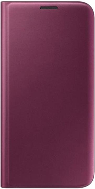 Samsung Flip Wallet EF-WG935PXEGWW pro Galaxy S7 Edge, vínová