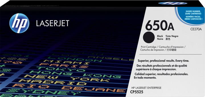 HP CE264X, černý