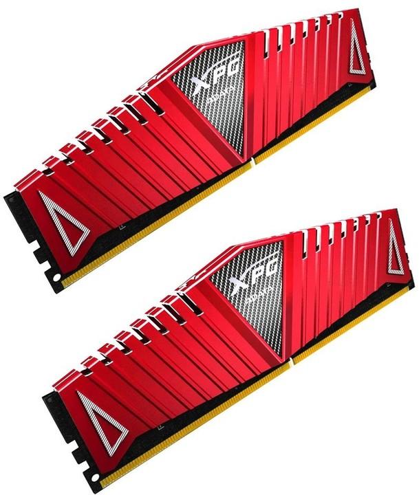 ADATA XPG Z1 16GB (2x8GB) DDR4 2800, červená