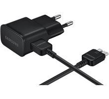 Samsung nabíječka EP-TA12EBEQ, USB 3.0, 2 A, černá - EP-TA12EBEQGWW