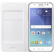 Samsung pouzdro s kapsou EF-WJ500B pro Samsung Galaxy J5, bílá