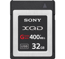 Sony QDG128A-R XQD řada G 32GB - QDG32A-R