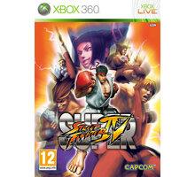 Super Street Fighter IV - X360 - 5055060962190