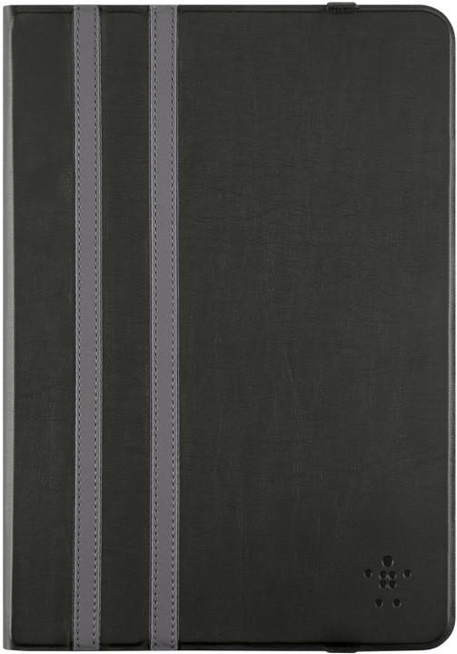 Belkin Twin Stripe Folio pouzdro pro iPad Air, iPad Air 2, černá