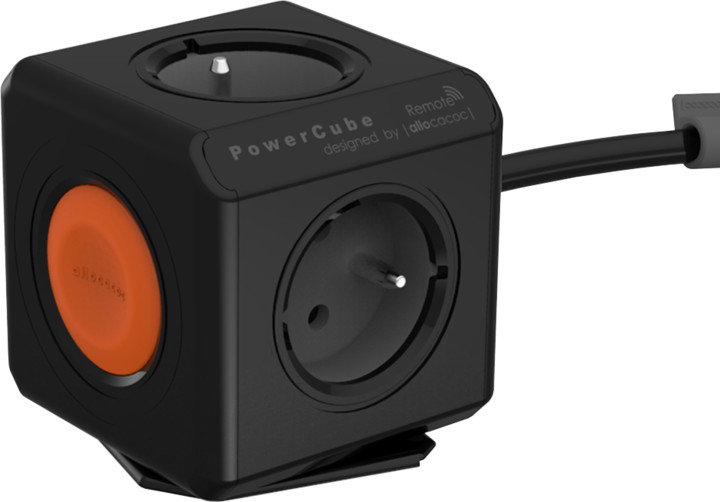 PowerCube Extended Remote Black