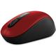 Microsoft Bluetooth Mobile Mouse 3600, červená