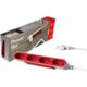 PowerCube POWERBAR, 4 zásuvka, červená