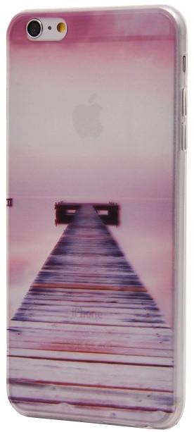 EPICO pružný plastový kryt pro iPhone 6/6S Plus PIER