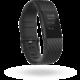 Fitbit Charge 2, L, černá/gunmetal