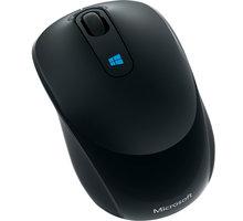 Microsoft Sculpt Mobile Mouse, černá - 43U-00004
