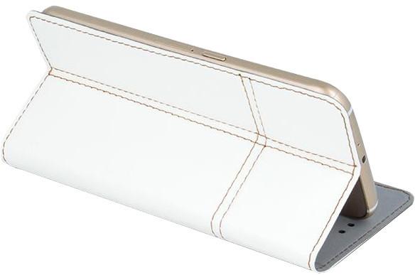 """Forever knížkové pouzdro (smartcase) typ a fold univerzální 5,5-5,7"""" - bílé"""