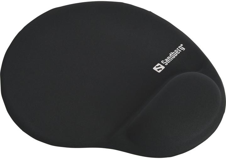 Sandberg Gel, ergonomická