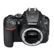 Nikon D5500, tělo černá