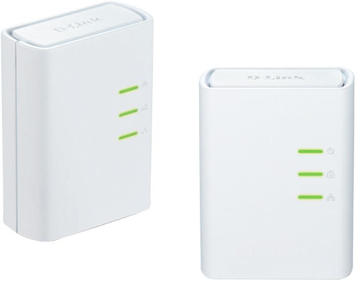 D-Link DHP-309AV/E, Powerline Homeplug Starter Kit