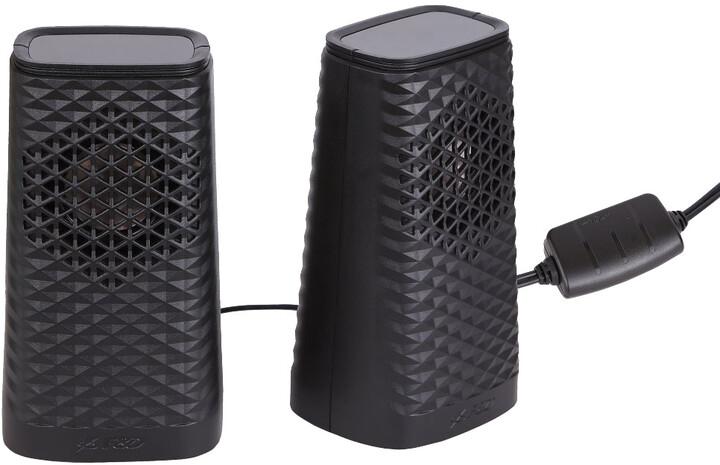 Fenda F&D V320, 2.0, černá