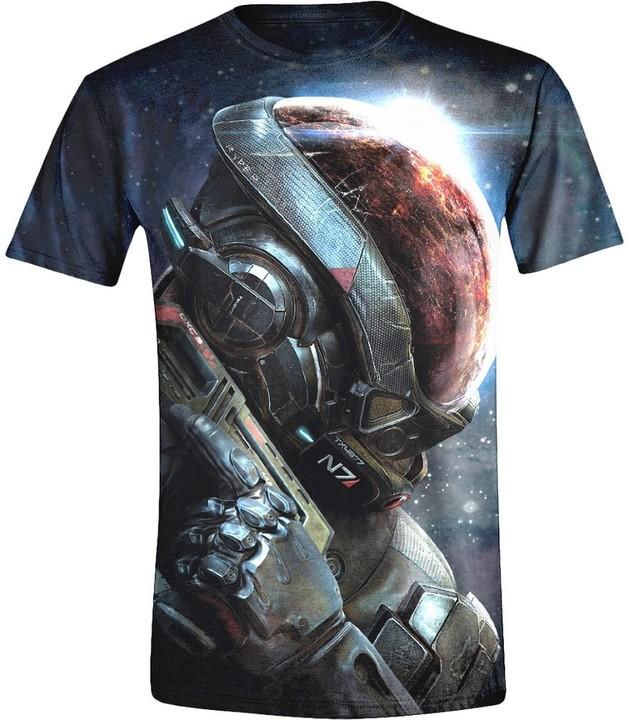 Mass Effect: Andromeda - Ryder N7 (M)