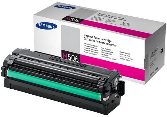 Samsung CLT-M506L, magenta