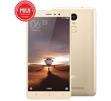 Xiaomi Note 3 PRO - 16GB, zlatá - 472265
