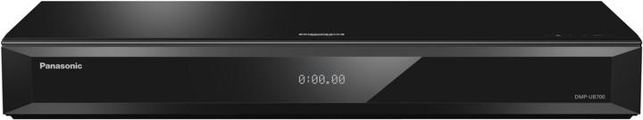 Panasonic DMP-UB700, černá