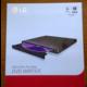LG GP57EB40, externí, slim, USB, černá