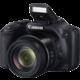 Canon PowerShot SX520 HS, černá  + Paměťová karta SDHC 16GB Kingston (class 4) v ceně 209 Kč